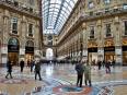 Town House Galleria, belső rész - Milánó